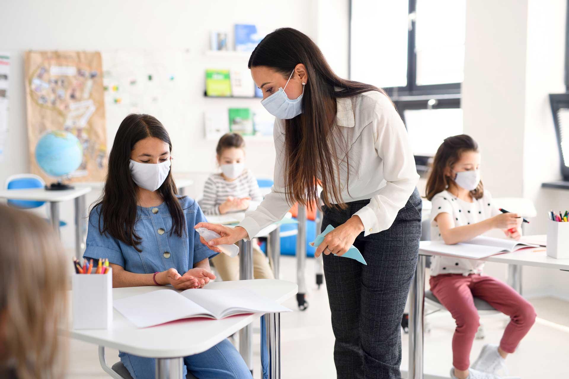 Reducerea numărului de elevi din învățământul primar și gimnazial