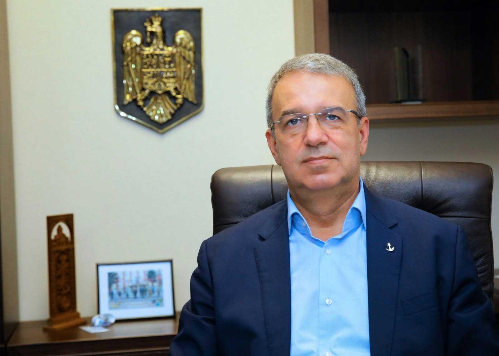 Primarul Constanței, Vergil Chițac, despre susținerea școlii de către administrația publică locală