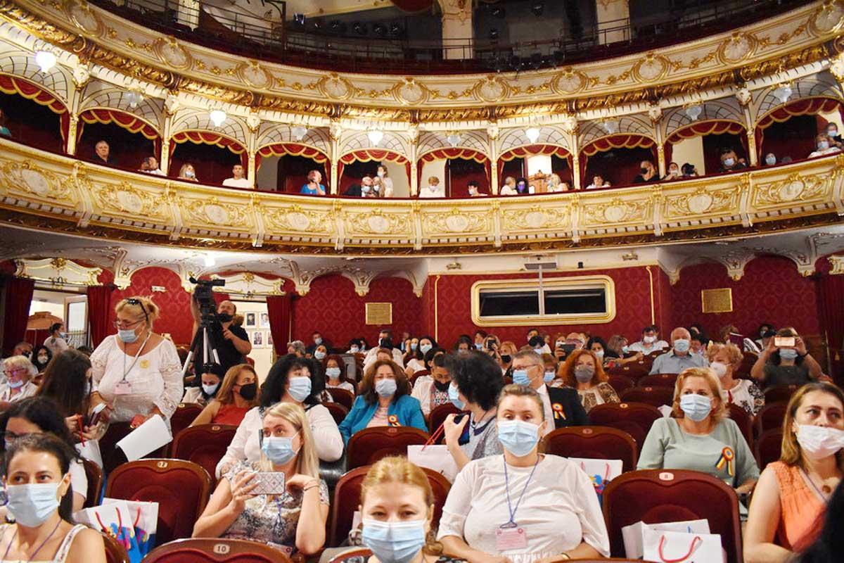 Congresul internațional al cadrelor didactice române